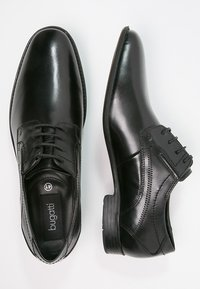 Bugatti - Stringate eleganti - schwarz - 1