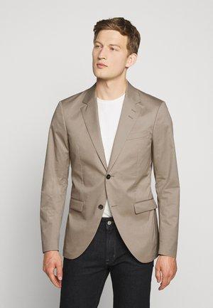JAMONTE  - Suit jacket - dark sand