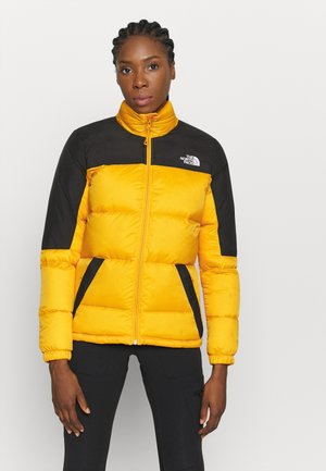 DIABLO JACKET - Down jacket - summit gold/tnf black