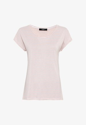 T-shirt print - zartrosa