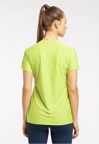 Haglöfs - Basic T-shirt - sprout green - 1