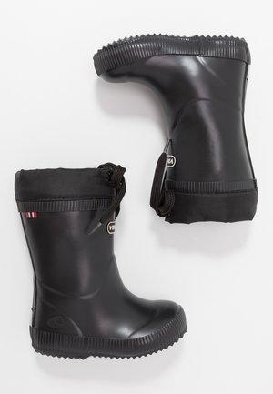 CLASSIC INDIE WARM - Gummistiefel - black