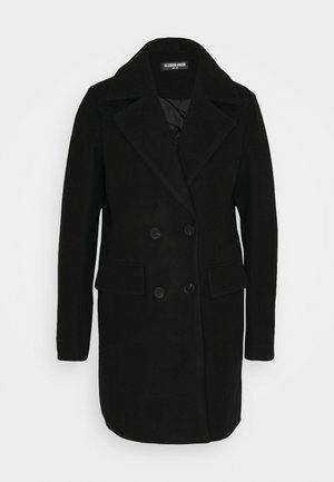 AIMEE - Wollmantel/klassischer Mantel - black
