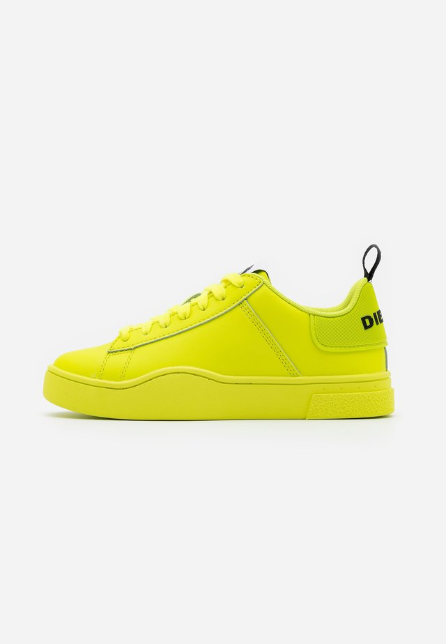 CLEVER S-CLEVER LOW LACE W - Sneakersy niskie - yellow