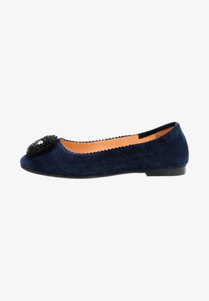 LUCOLI - Ballet pumps - navy blue
