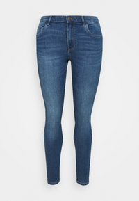 ONLY Carmakoma - CARSALLY LIFE - Jeans Skinny Fit - medium blue denim - 4