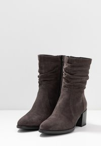 Tamaris - Classic ankle boots - anthracite - 4