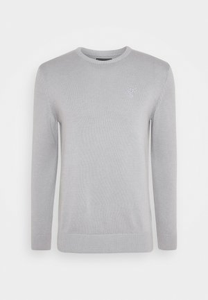 CREW - Maglione - light grey