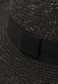 ARKET - HAT - Hat - black - 3
