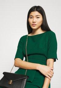 Ted Baker - ROMOLAA - Shift dress - dark green - 3