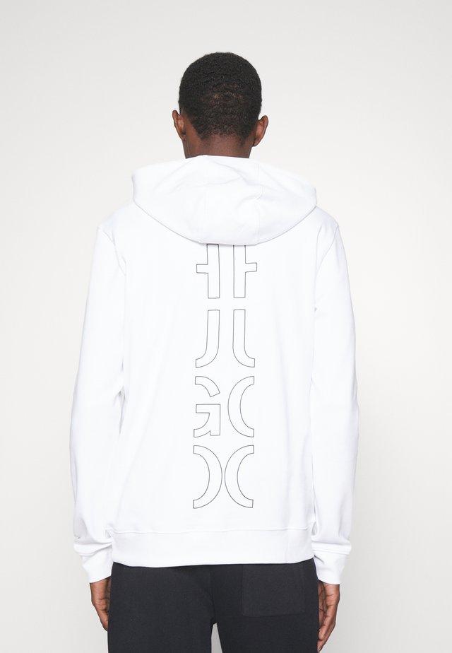 DONDY - Sweatshirt - white