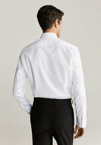 Mango - Formal shirt - blanc - 2