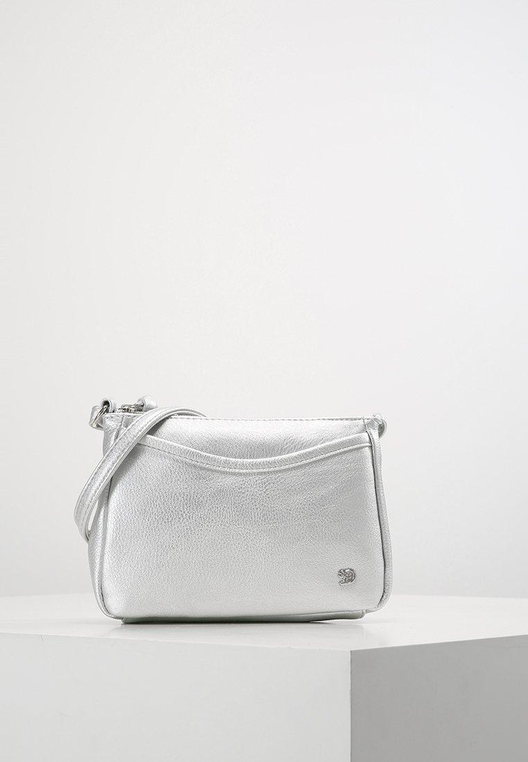 TOM TAILOR DENIM - CILIA - Across body bag - silber