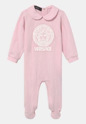 MEDUSA UNISEX - Sleep suit - pink/white