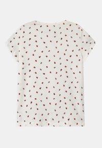 Lindex - MINI - Print T-shirt - red - 1
