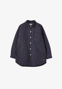 PULL&BEAR - Zimní kabát - dark grey - 6