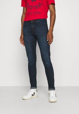 NASH - Skinny džíny - blue black