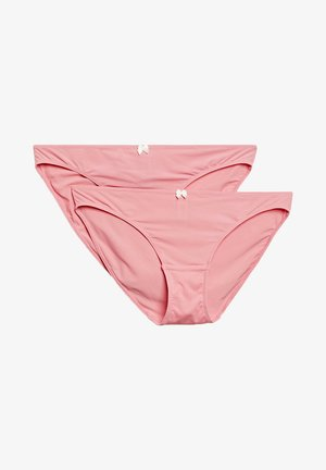 DACKOTA 2 PACK - Briefs - coral