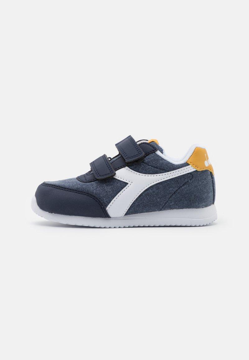 Diadora - JOG LIGHT UNISEX - Chaussures d'entraînement et de fitness - black iris/golden apricot