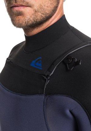 Wetsuit - black navy/ind ink/star saphir