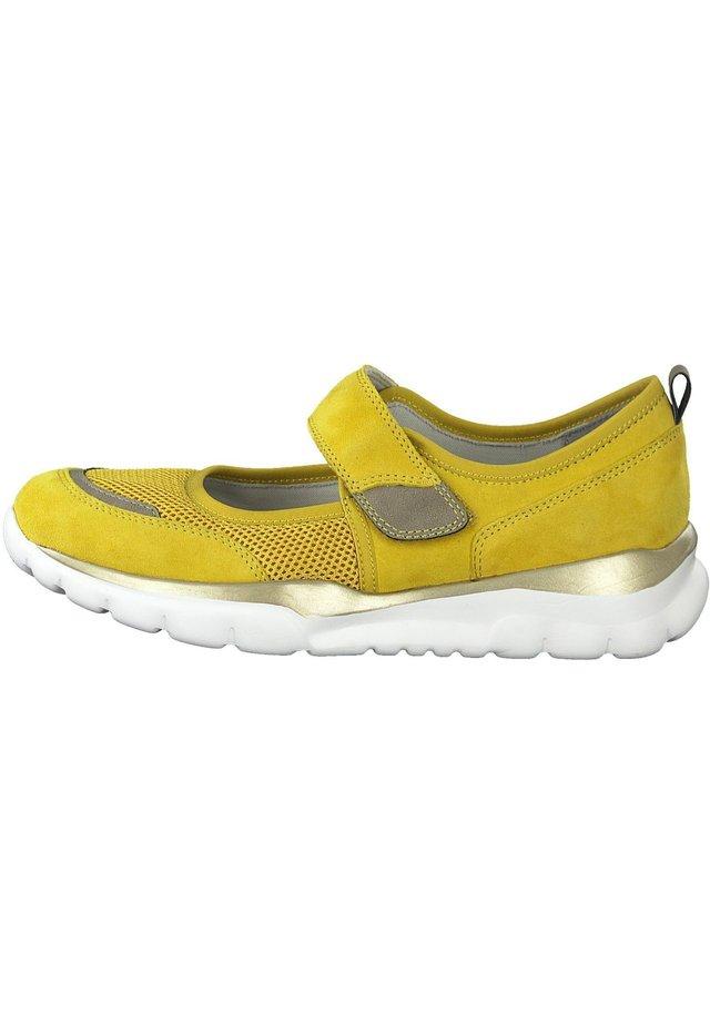 Zapatillas - saffron comb
