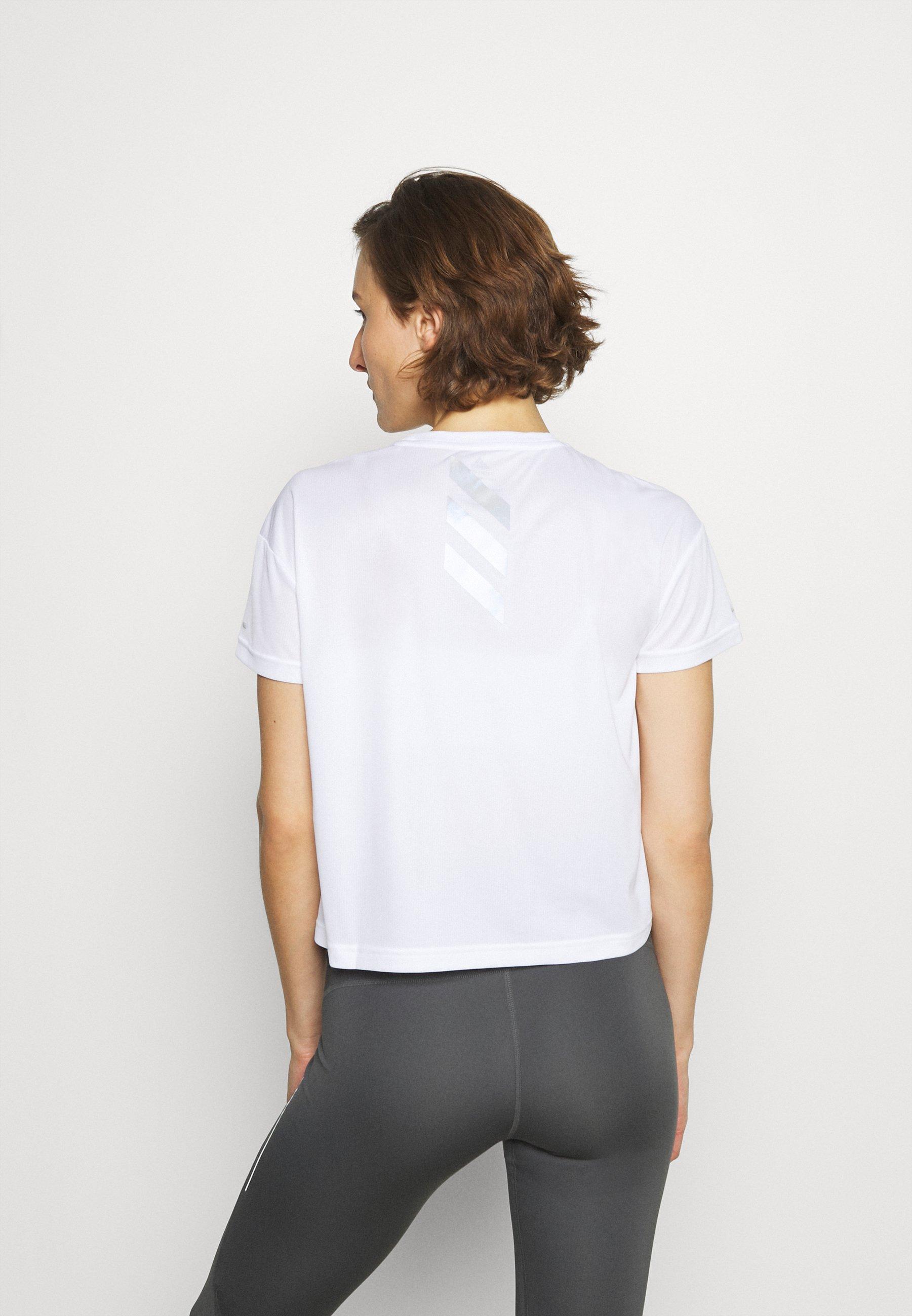 Damen P.BLUE TEE - T-Shirt print