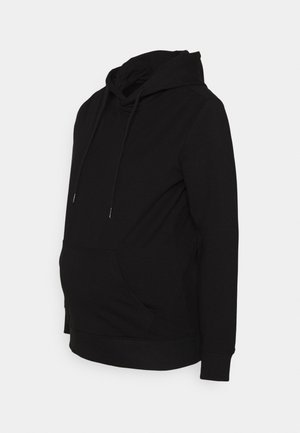 MLSOLVEI - Jersey con capucha - black