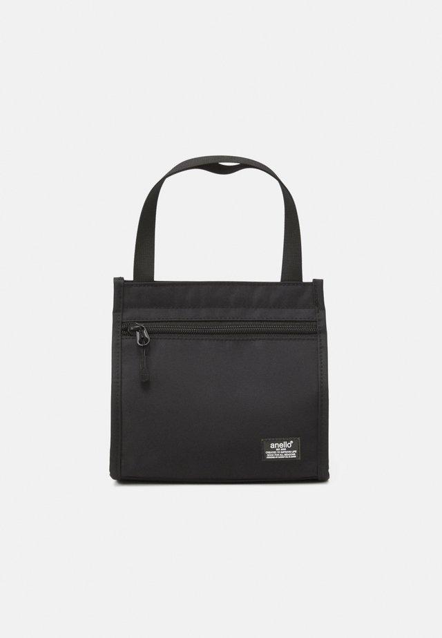 LUNCH BAG UNISEX - Kabelka - black