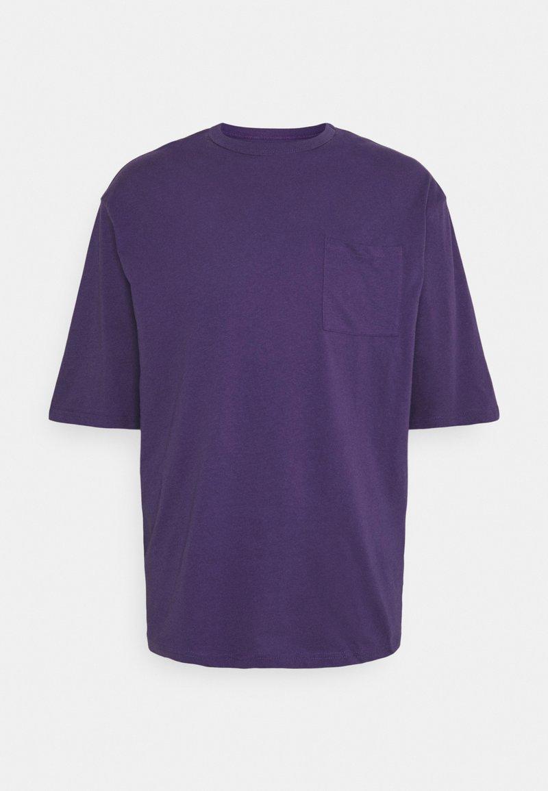 YOURTURN - UNISEX - T-shirt basic - purple