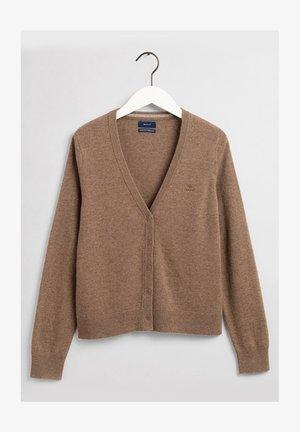 Cardigan - warm khaki