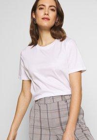 van Laack - MOLEEN - Basic T-shirt - weiß - 3