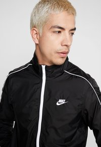 Nike Sportswear - SUIT BASIC - Tracksuit - black/white - 8