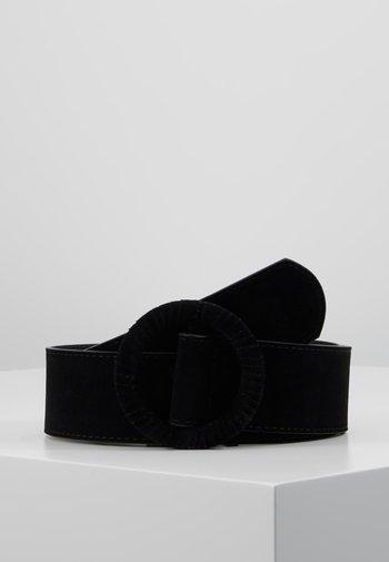 SCHLOE - Waist belt - noir