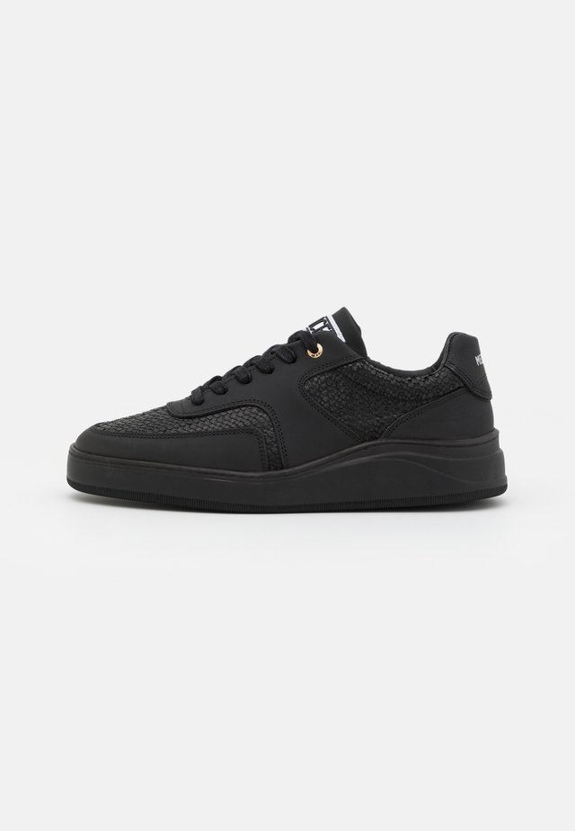 LOWTOP 4.0 - Baskets basses - black