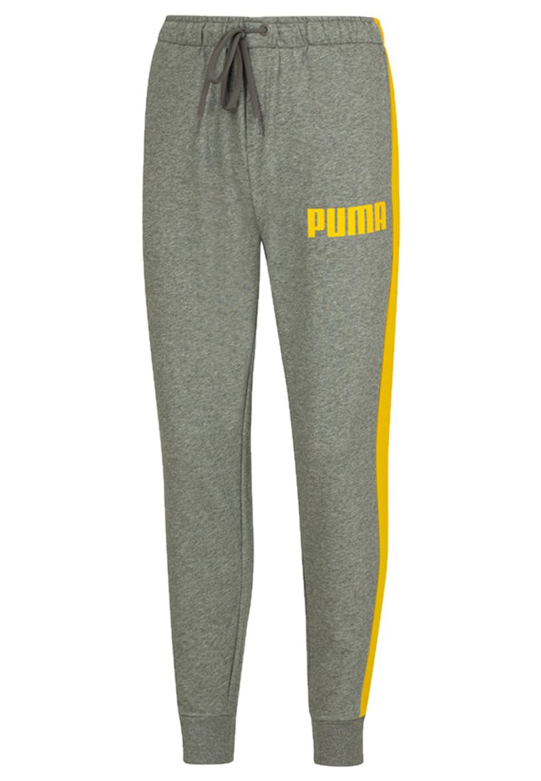 Puma - Pantalon de survêtement - medium gray heather
