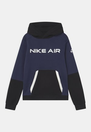 AIR - Hoodie - midnight navy/black/white