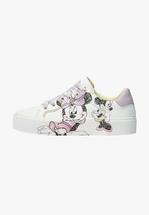 MINNIE MAUS - Sneakers basse - off-white