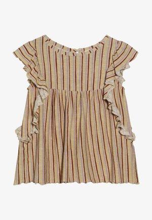 FEDORA  - Camiseta estampada - jojoba
