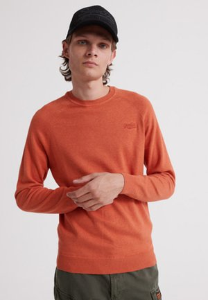 ORANGE LABEL  - Jumper - orange