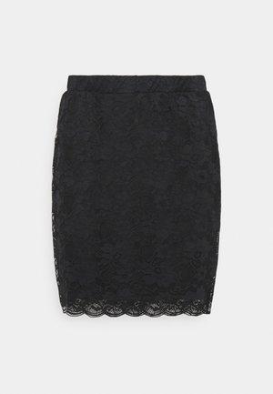 VIJASMIN FESTIVAL SKIRT - Mini skirts  - black