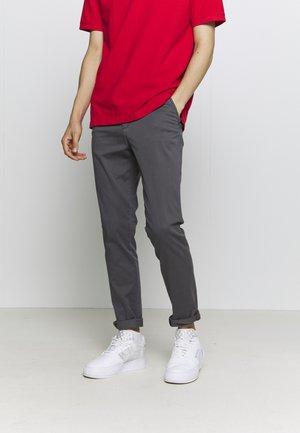 JJIMARCO JJBOWIE  - Pantalones chinos - asphalt