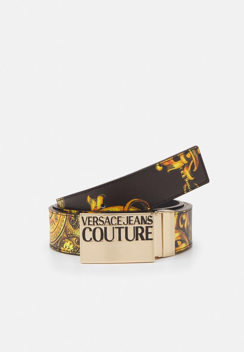 Versace Jeans Couture - CINTURA - Pásek - nero/oro