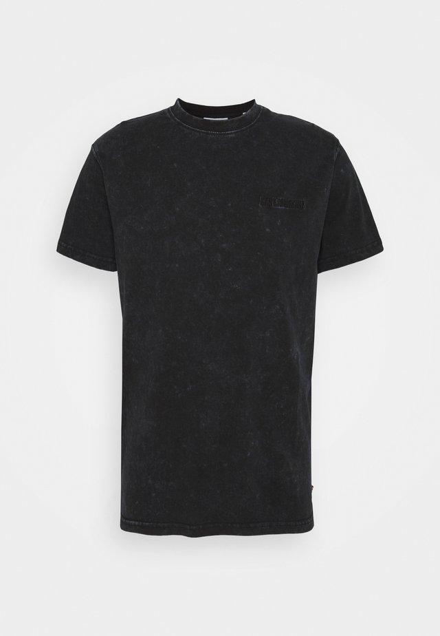 ARTWORK TEE - T-shirt imprimé - blue acid
