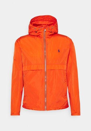 BELPORT HOODED - Giacca leggera - spectrum orange