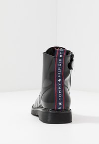 Tommy Hilfiger - Bottines à lacets - black - 3