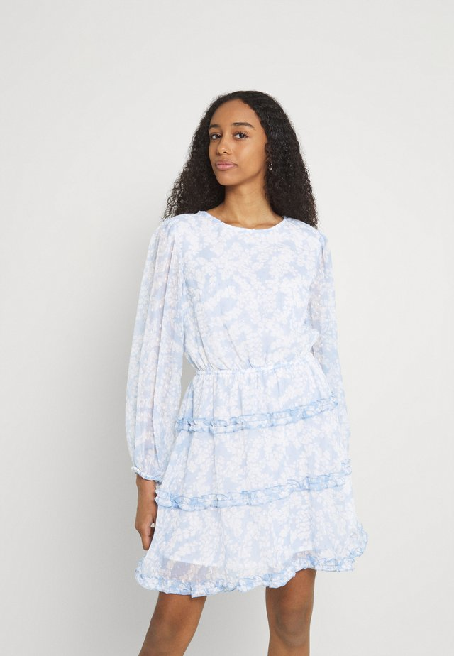 SONJA DRESS - Kjole - blue