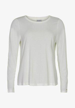 FLODA - NINA  - Långärmad tröja - white