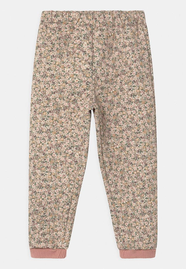 THERMO PANTS ALEX UNISEX - Ulkohousut - eggshell