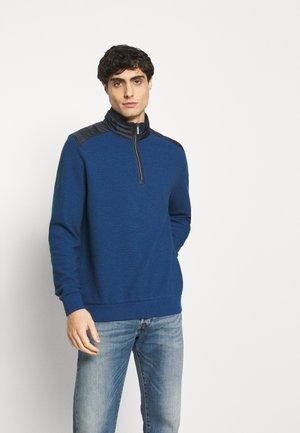 TROYER - Sweatshirt - blue