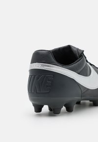 Nike Performance - PREMIER II FG - Moulded stud football boots - off noir/metallic silver/black - 5
